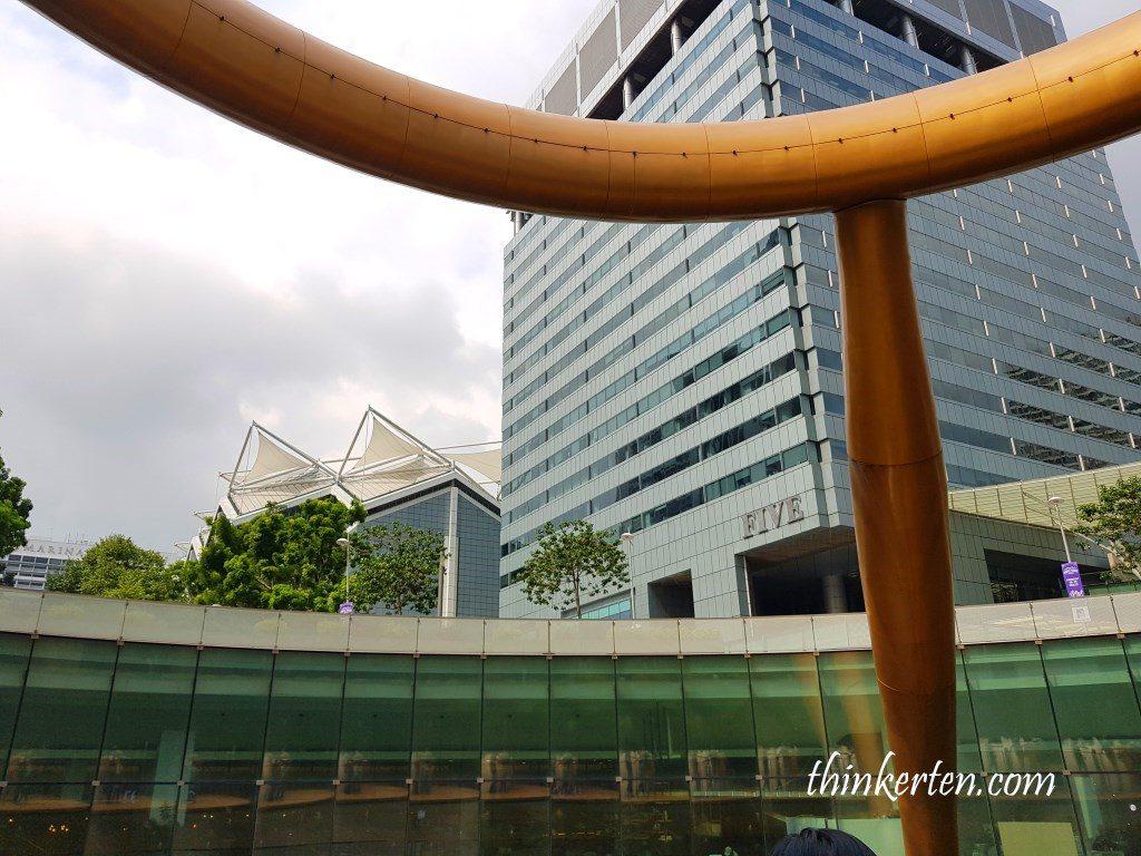 Suntec City Singapore
