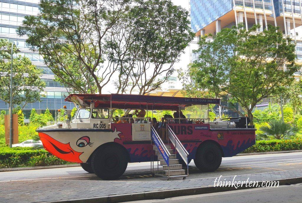 Ducktour Singapore