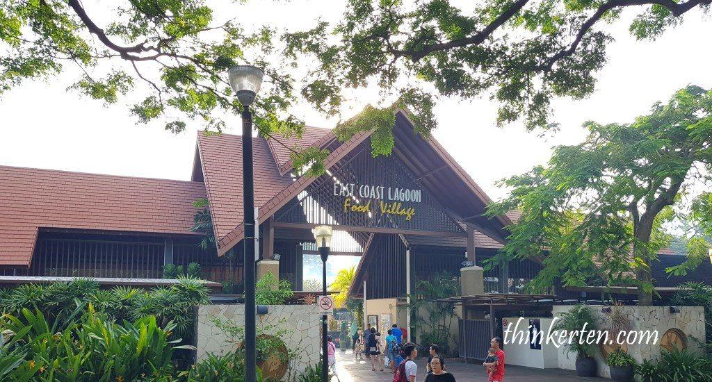 East Coast Park Singapore - Food Village