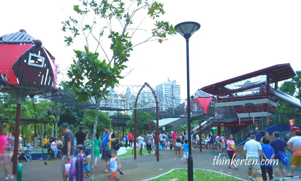 East Coast Park Singapore Children Playground