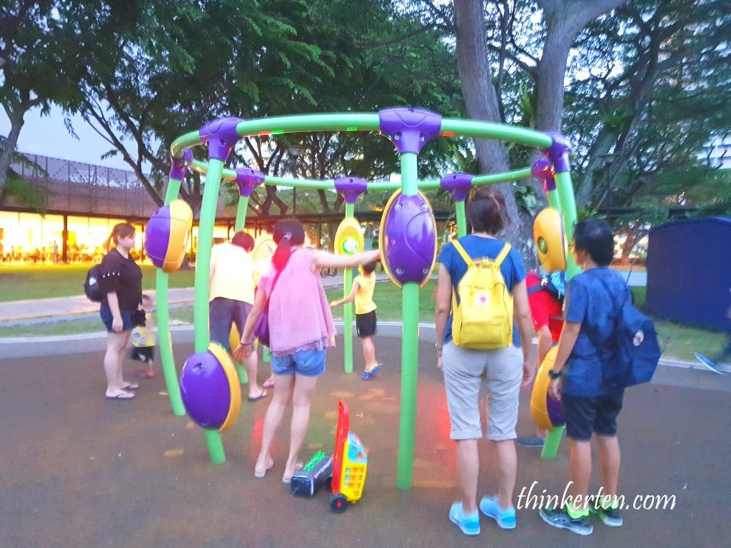East Coast Park Singapore Playground