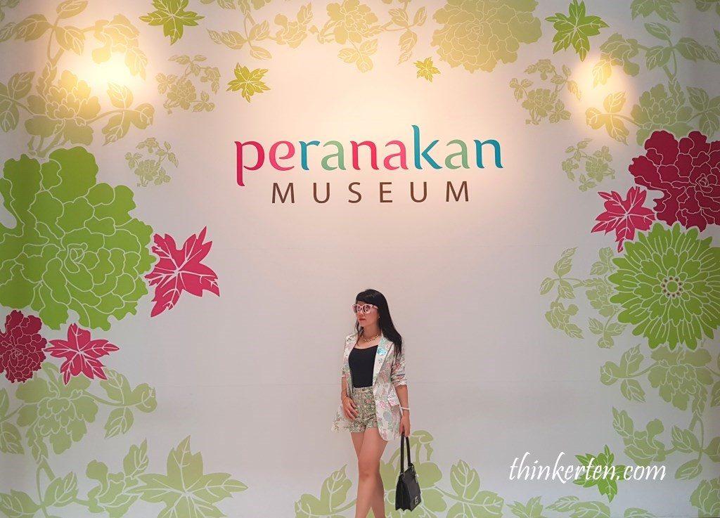 Peranakan Museum Singapore