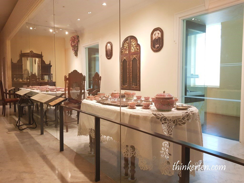 Tok Panjang at Peranakan Museum Singapore
