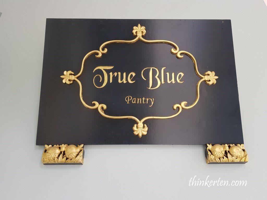 True Blue at Peranakan Museum Singapore