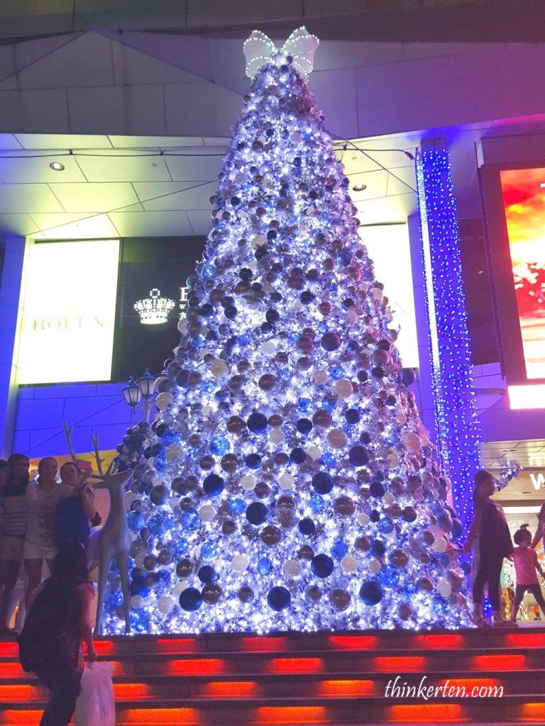 2017 Christmas Light Up at Orchard Road