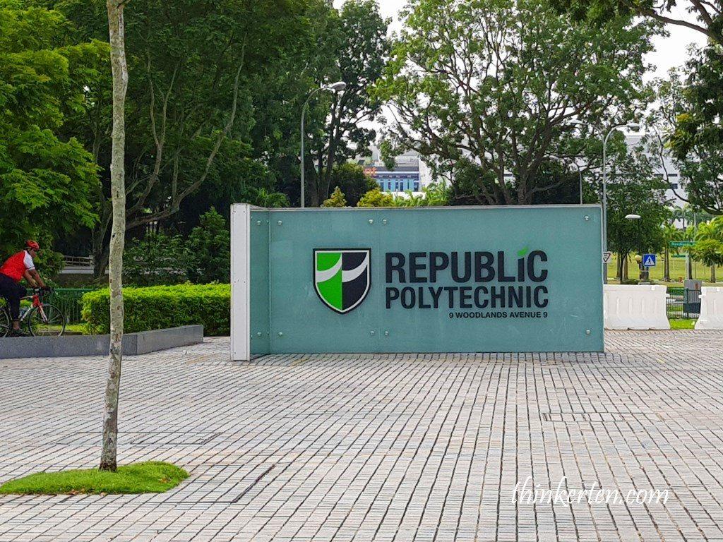 Republic Polytechnic at Admiralty Park