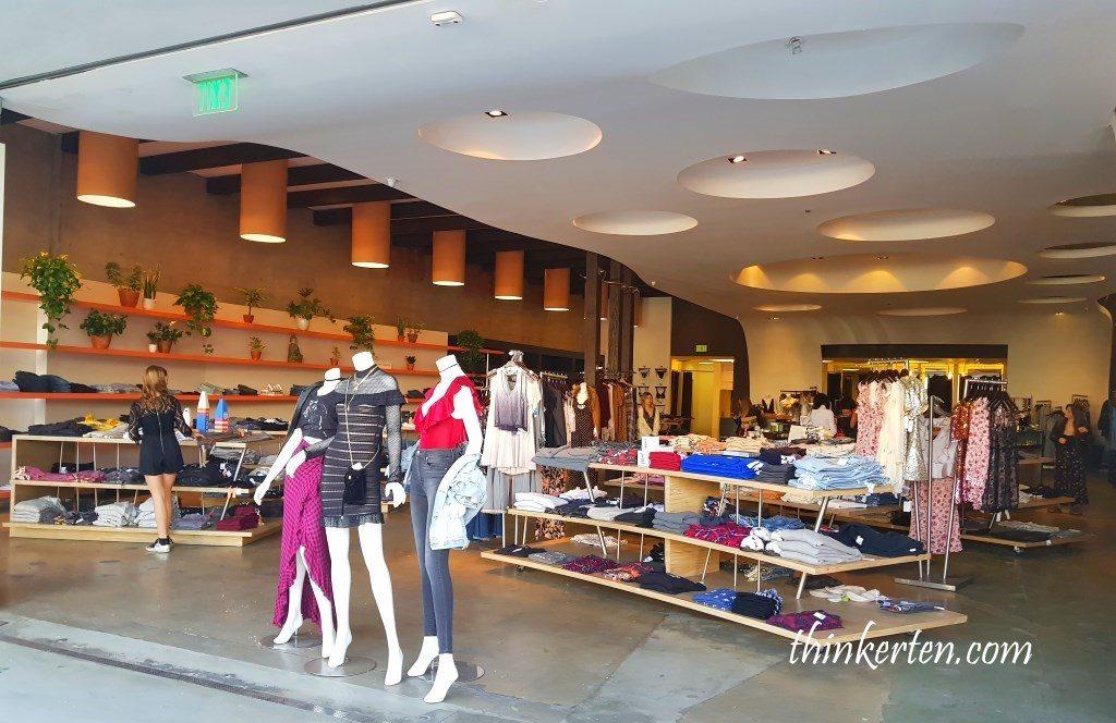 Beverly Hills Shopping