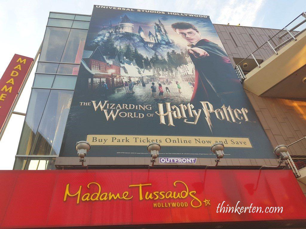Hollywood Walk of Fame - Madame Tussauds