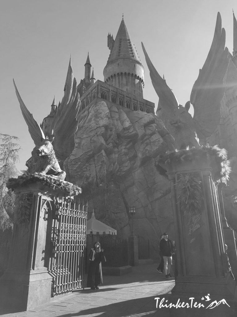 The Wizarding World o Harry Potter
