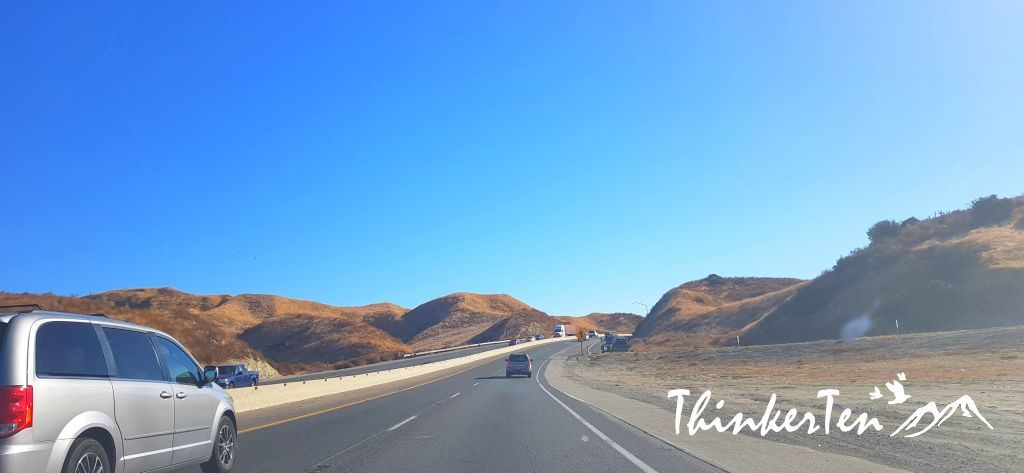 San Diego to Palm Springs Highway