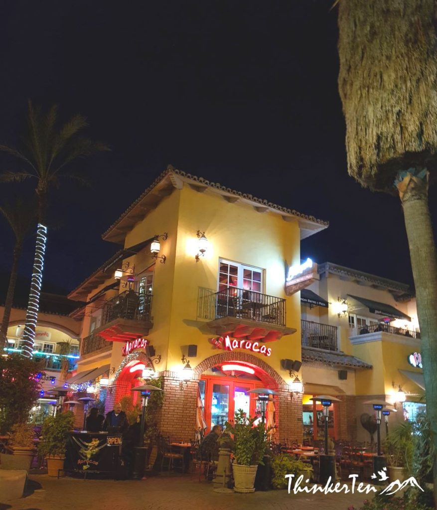 Maracas Mexican Restaurants at Palm Springs