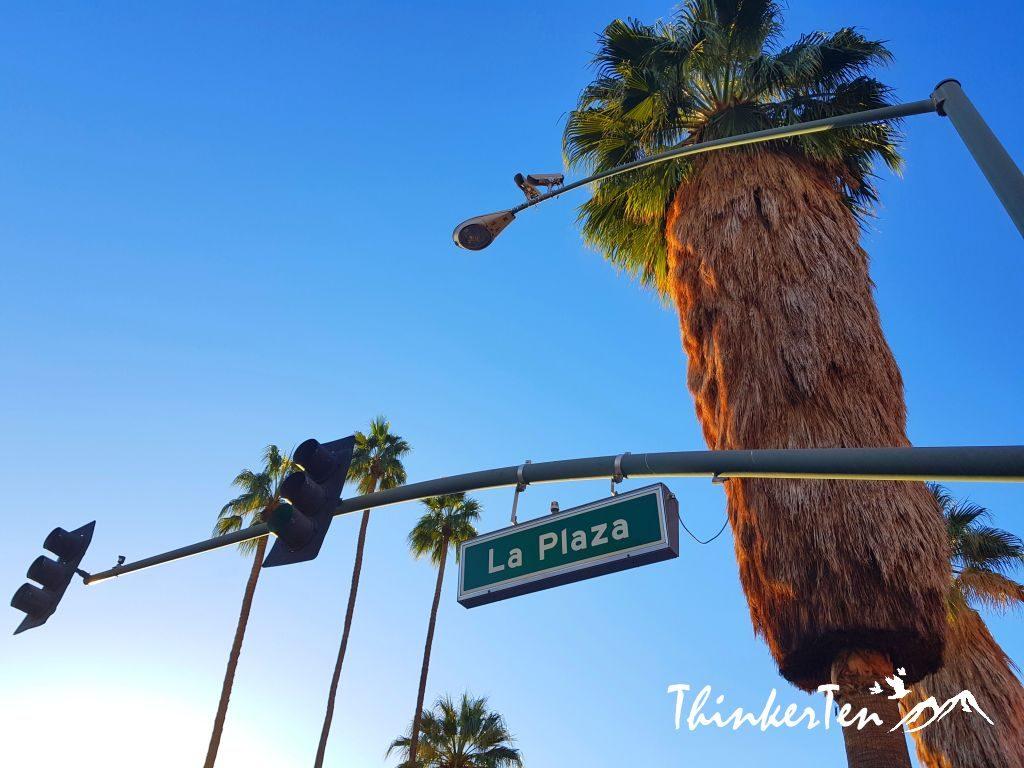 La Plaza Palm Springs California