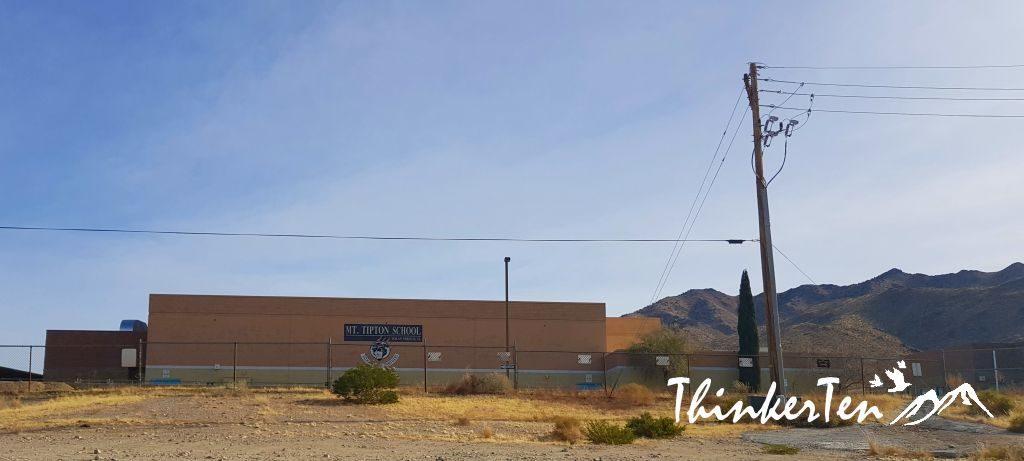 School at Dolan Springs Arizona