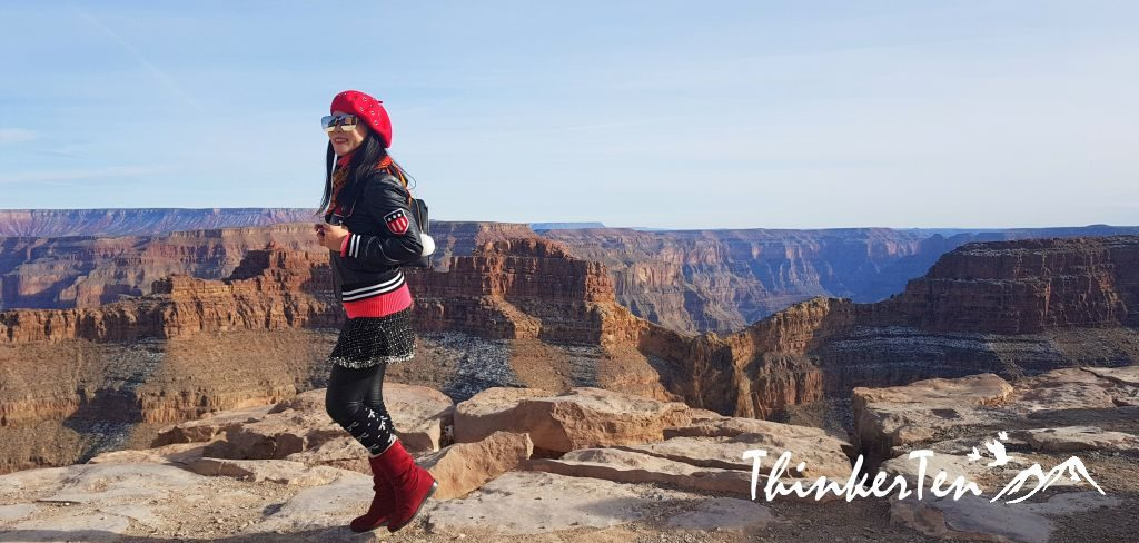Grand Canyon West Rim Eagle Point