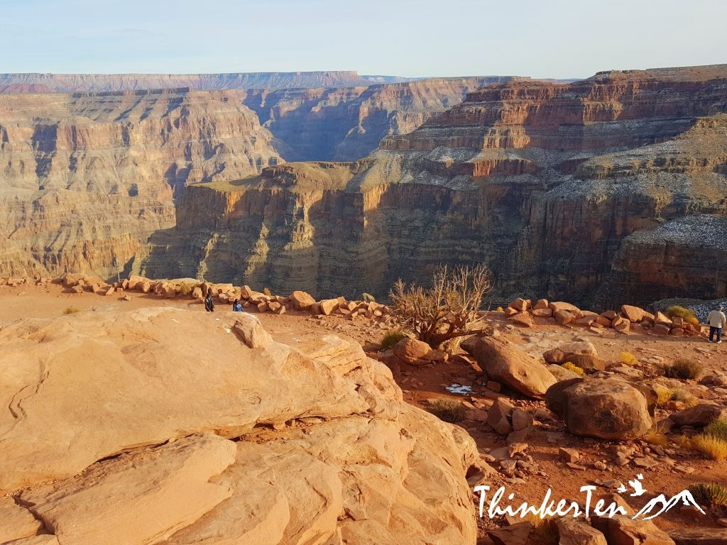 Grand Canyon West Rim Guano Point