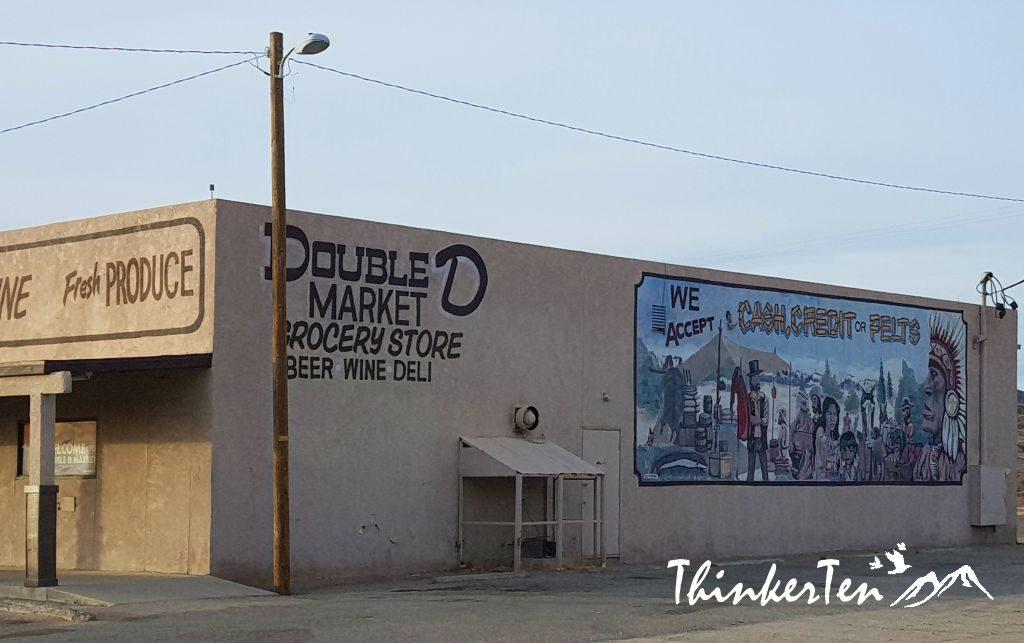 Double Market Grocery Store Dolan Springs Arizona