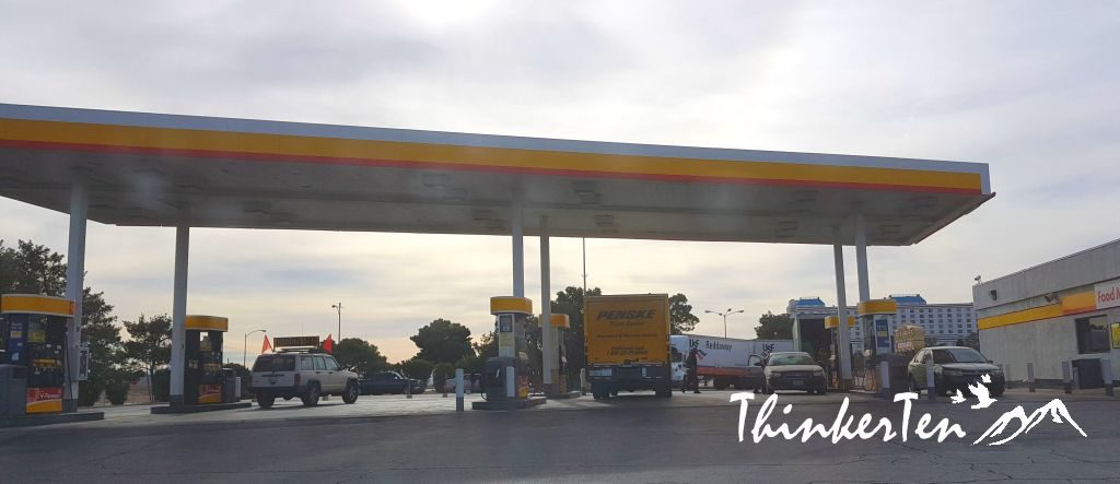 Terrible's Nevada Gas Station