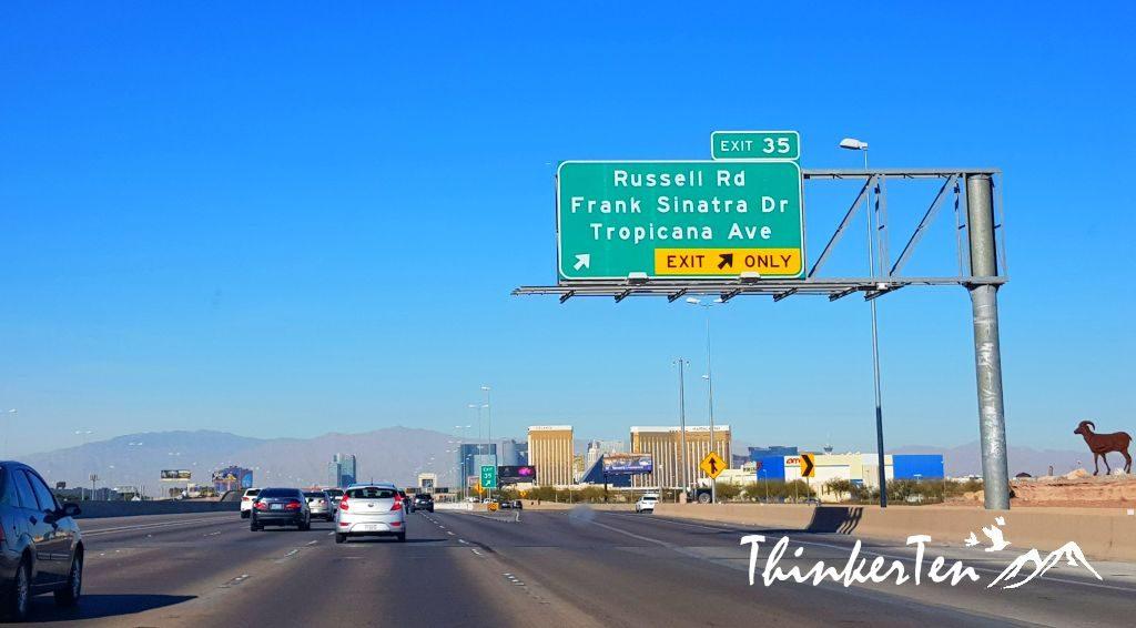 Frank Sinatra Dr Las Vegas