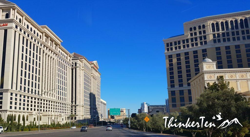 Caesars Palace The Strip Las Vegas