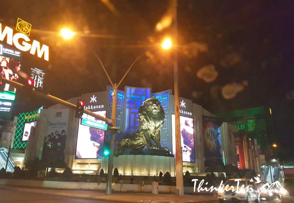MGM Resort The Strip Las Vegas