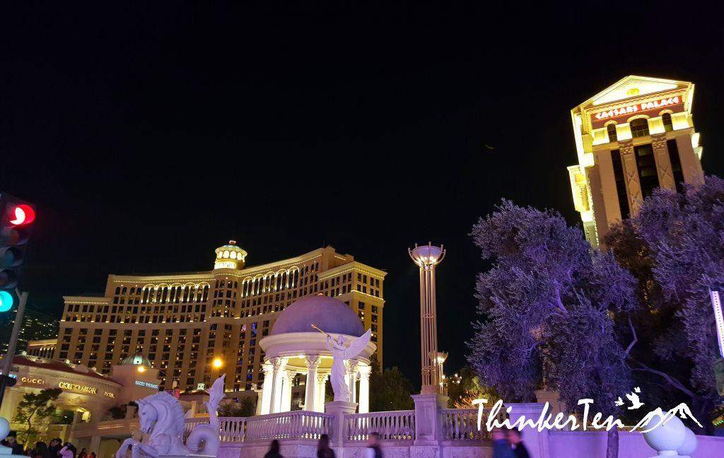 Caesar Palace The Strip Las Vegas