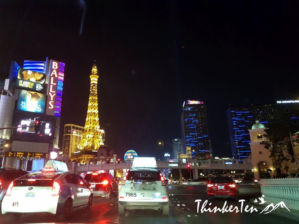 Ballys Hotel The Strip Las Vegas