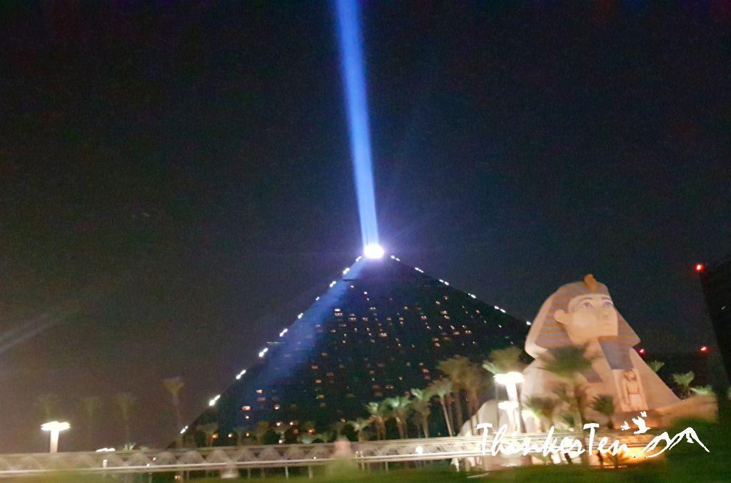 Luxor The Strip Las Vegas
