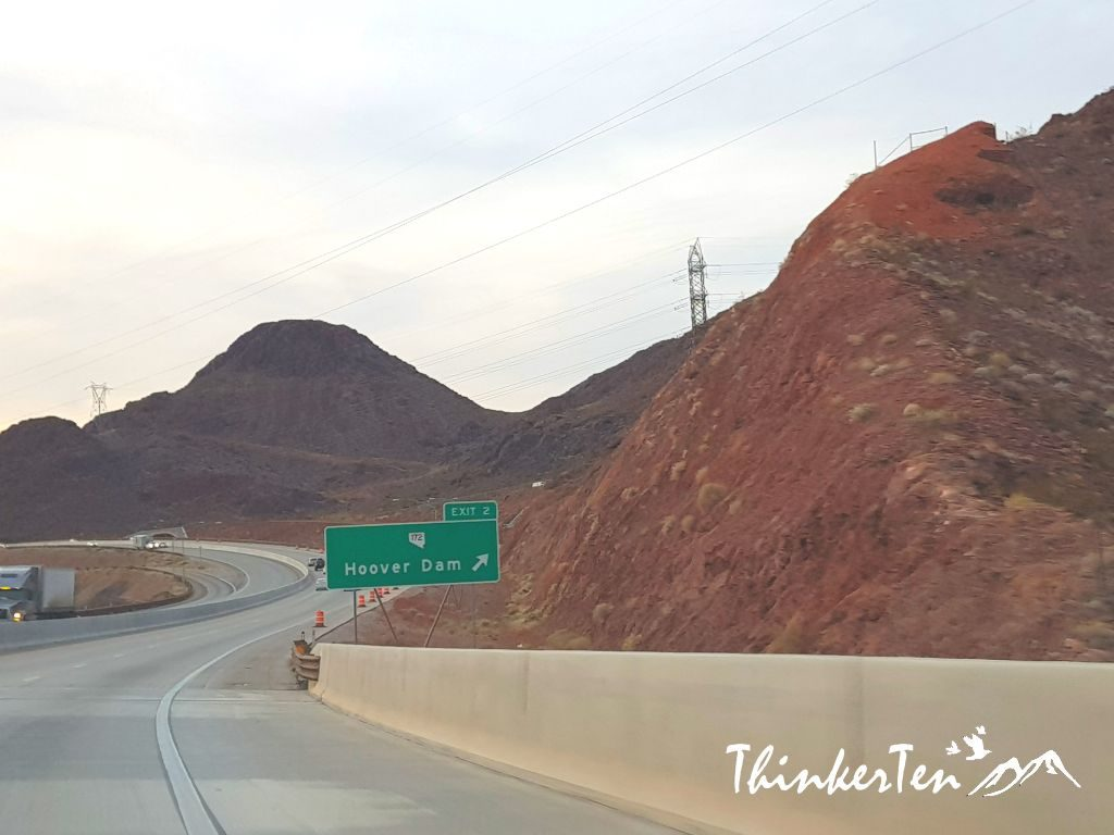 Lake Mead Nevada & Hoover Dam
