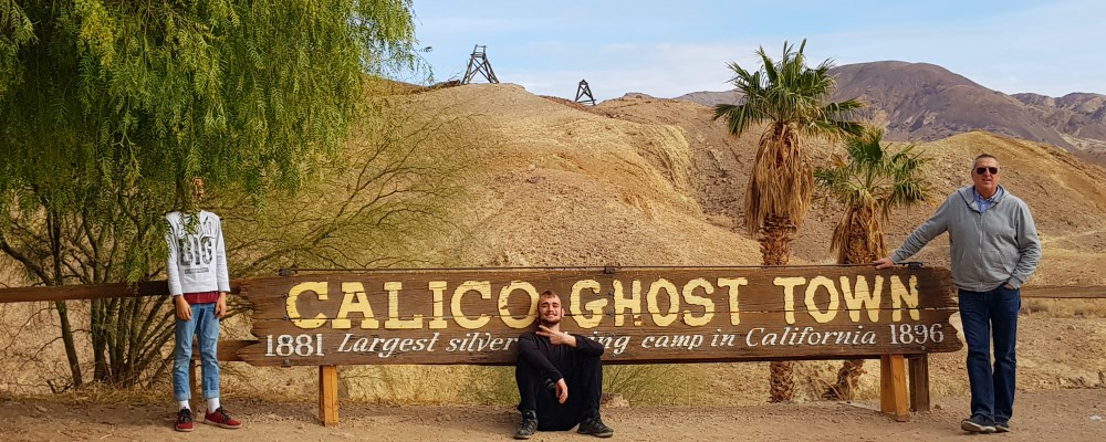 Calico Ghost Town in California - USA Road trip - Chic