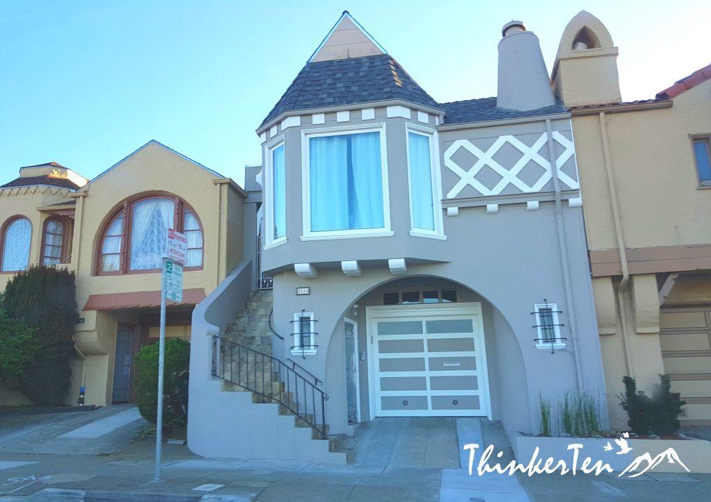 San Francisco unique housing