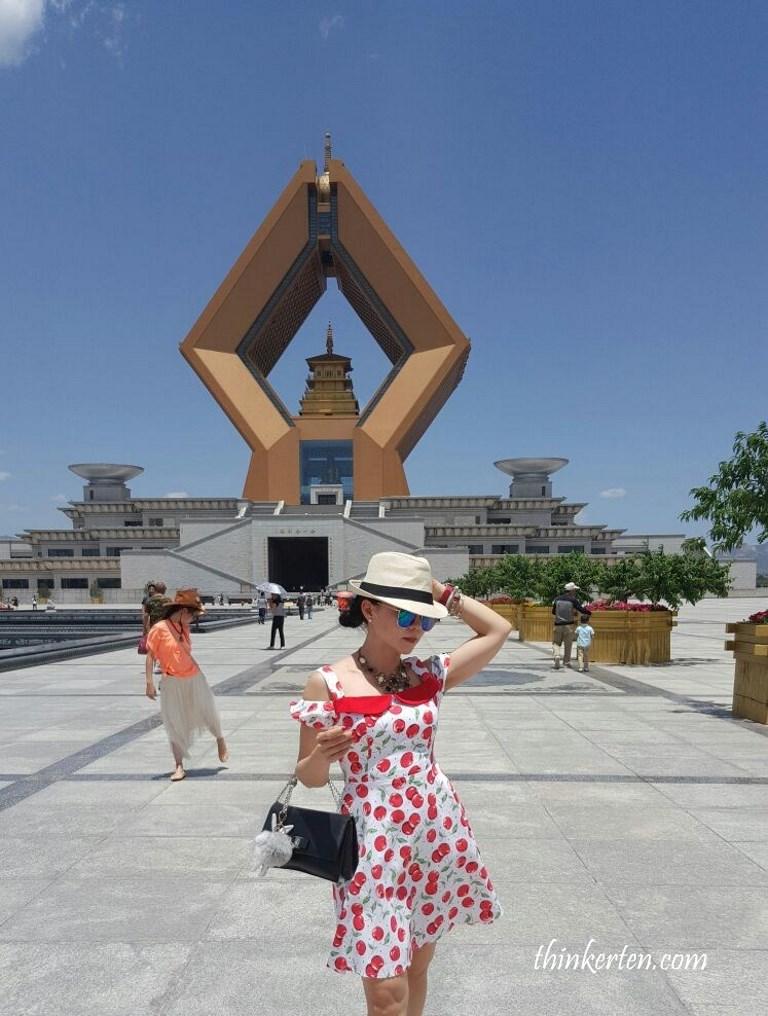 Famen Temple Xi'an Shaanxi China