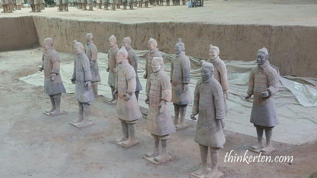 Terracotta Army Xi'an China