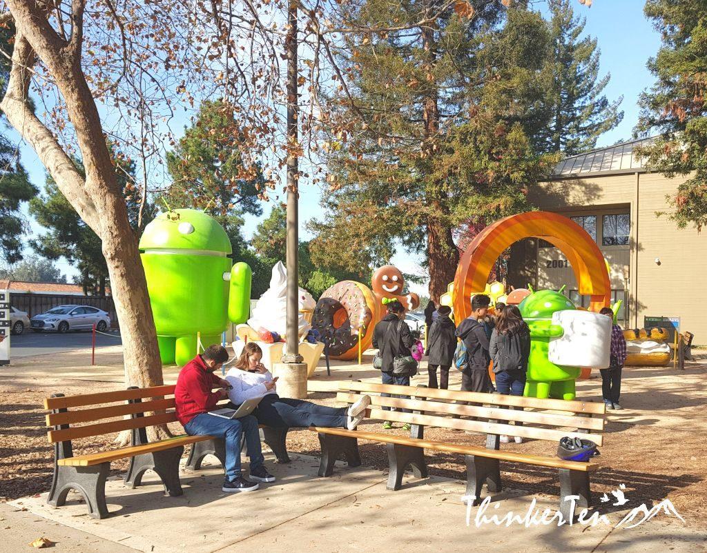 Googleplex Silicon Valley
