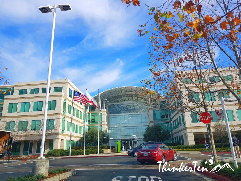 Apple Campus @ One Infinite Loop