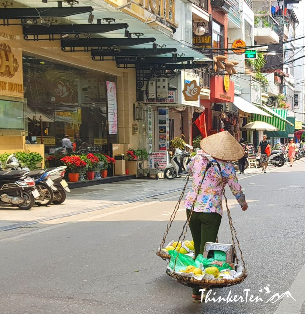 Lesson learnt from Hanoi City