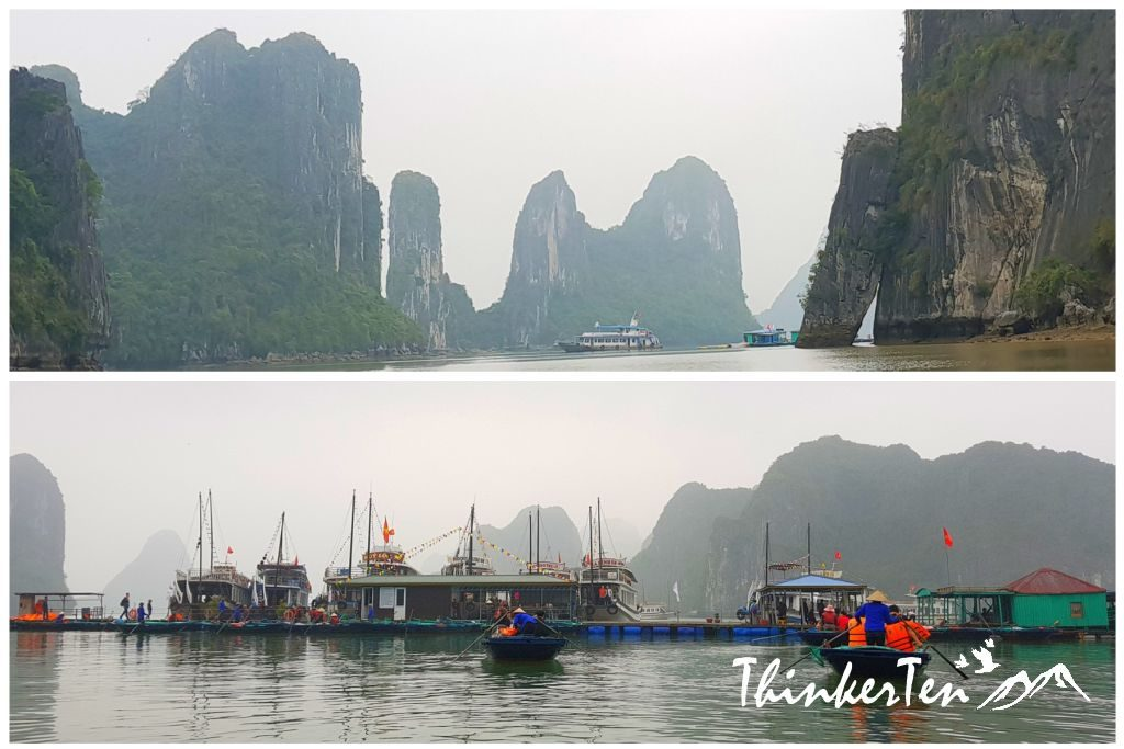 Vietnam : Halong Bay Cruise with Klook Travel