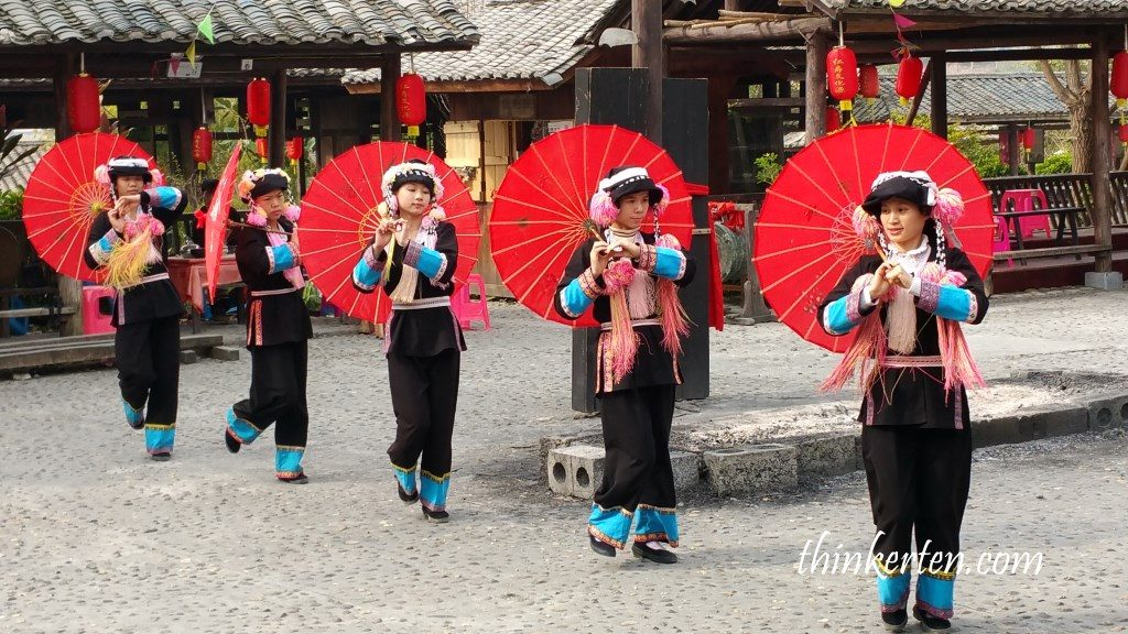 China Guangxi Summary Itinerary for Nature Lovers