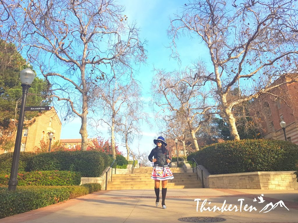 University of California, Los Angeles - Do It Yourself UCLA Campus Tour!