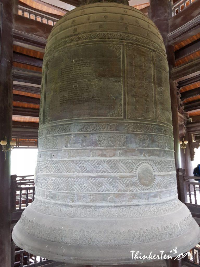 Bai Dinh Temple , Ninh Binh - Vietnam