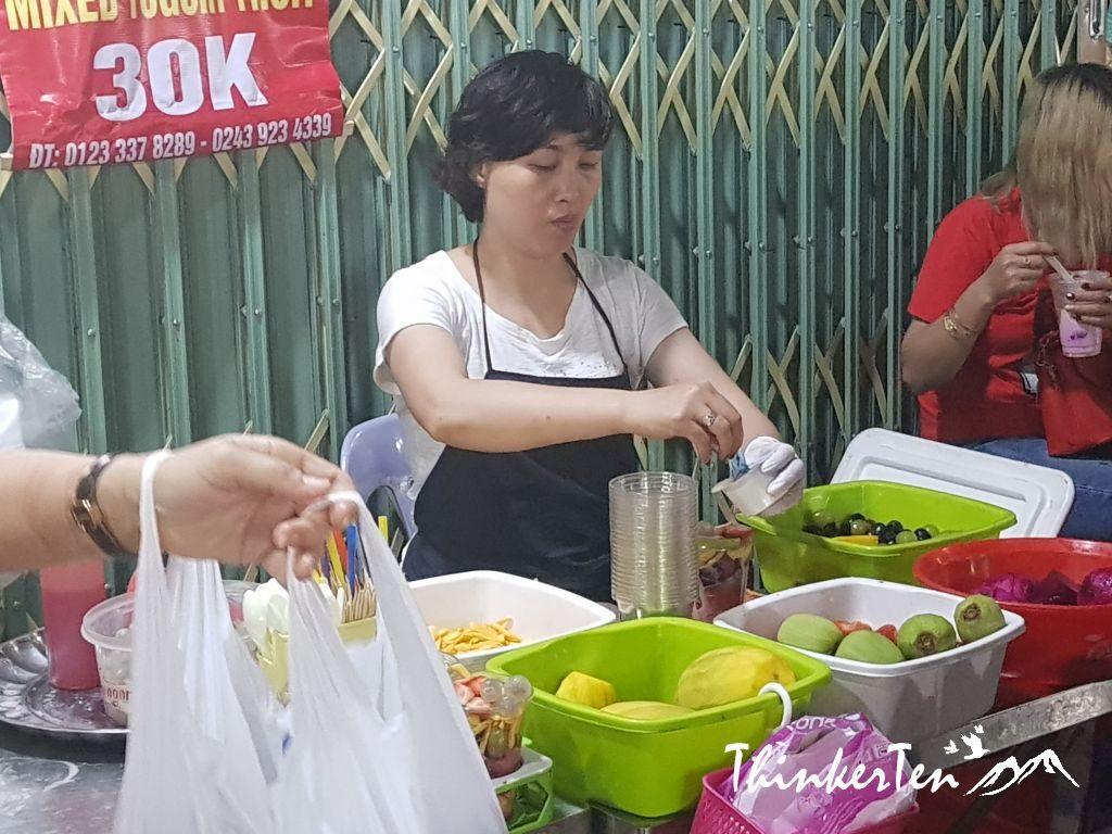Vietnam : Hanoi Night Market & The 3 Unusual Vietnamese Traits I Discovered During My Stay In Hanoi!