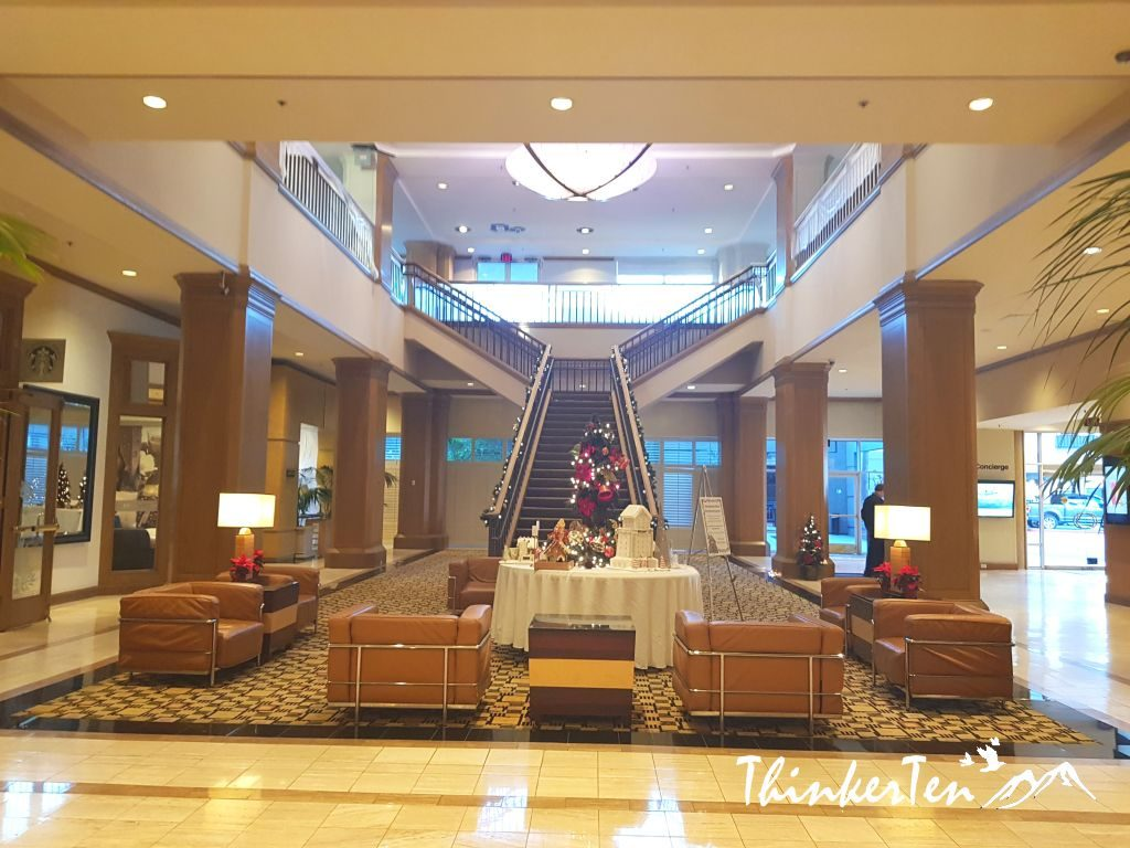 San Diego Hotel Review - Double Tree by Hilton Hotel San Diego - Mission Valley California USA