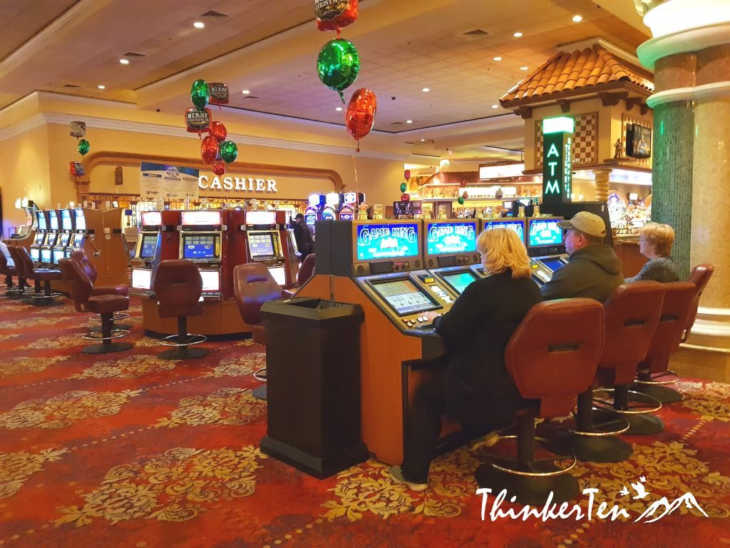 US : Las Vegas Hotel Review - South Point Hotel, Casino & Spa
