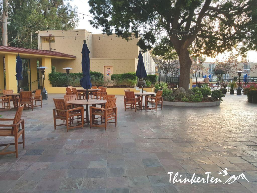 USA Hotel Review : Silicon Valley - Crowne Plaza Palo Alto, San Jose, California