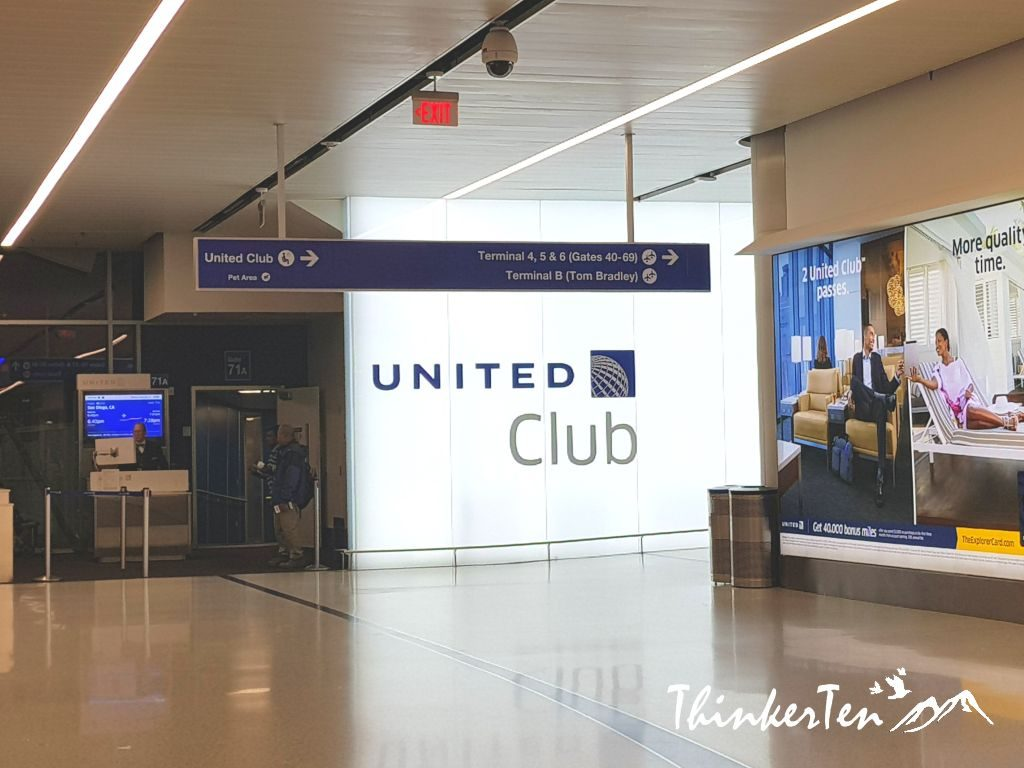 LAX (Los Angeles Airport) & United Airline Review