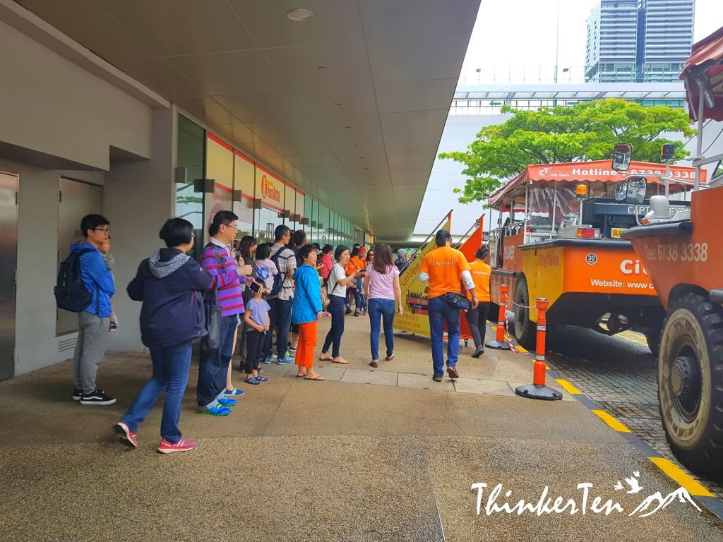 Singapore Duck Tour Experience