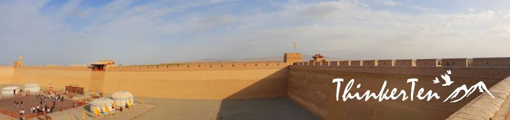 Silk Road China - Top 10 things to see in Jiayuguan Great Wall, Zhangye
