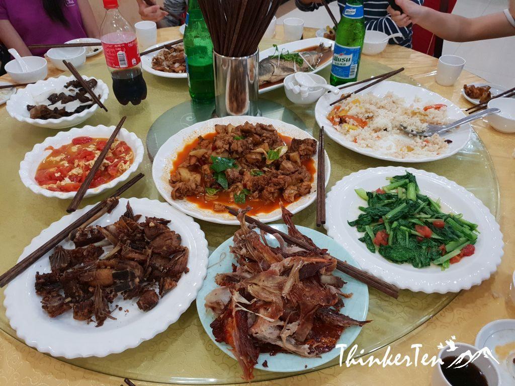 China Silk Road : Xinjiang - Turpan Hotel Review : Maxirap le Grand Large Hotel & Xinjiang Food Review