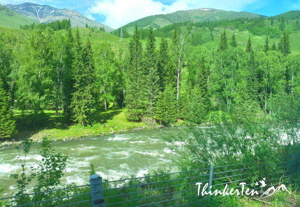 China - Northern Xinjiang Hotel Review : European Getaway at Hongfu Lake Kanas Resort Aletai