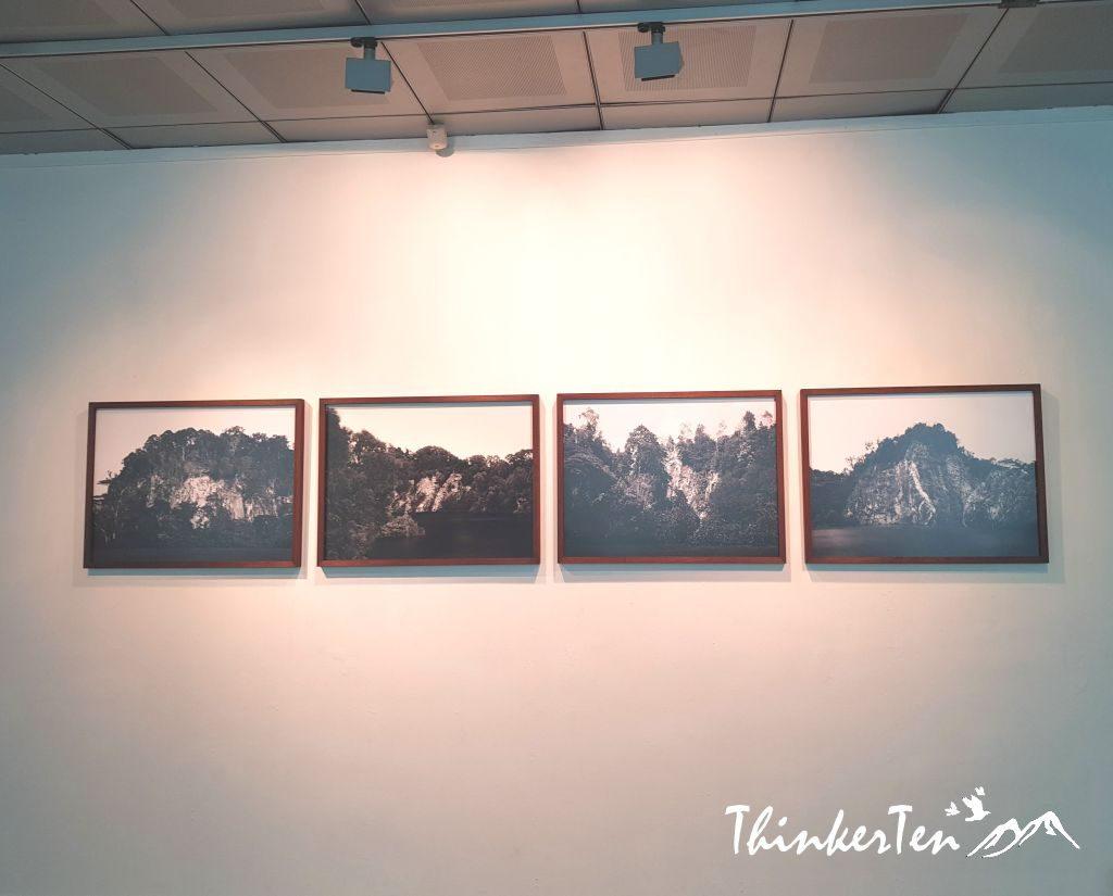 Event : Singaporean Talented Artist - The Mountain Survey @ Alliance Francaise de Singapour