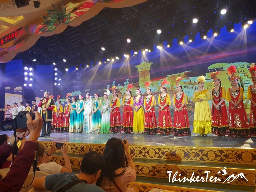 China : Xinjiang Cultural Show @ International Grand Bazaar Urumqi /絲綢之路 千年印象